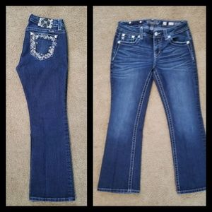 Miss Me Jeans - Size 28 / Inseam 31 - Straight